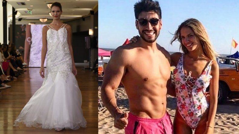 ¿Se casan Eva Bargiela y Facundo Moyano?