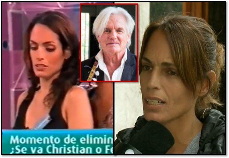 El pasado televisivo de Verónica, la novia de Sergio Denis: participó en un programa para buscar pareja
