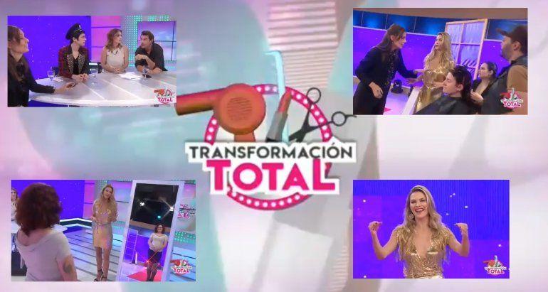 Llega Transformación Total: el nuevo reality de peinadores y maquilladores