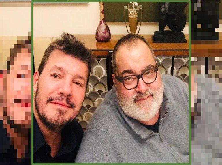 Sorpresiva reunión entre Marcelo Tinelli y Jorge Lanata: ¿se viene un proyecto juntos?