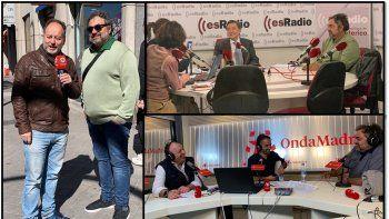 El fenómeno Moldavsky llegó a Madrid y prepara su vuelta a Buenos Aires el 11 de abril
