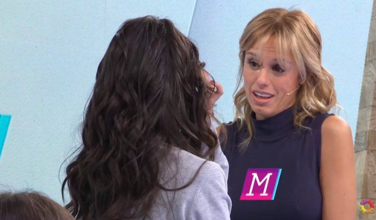 Mariana Fabbiani rompió en llanto en la entrevista a la joven violada por su padre y hermano