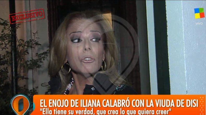 Furiosa, Iliana Calabró habló sobre la acusación del romance con Emilio Disi