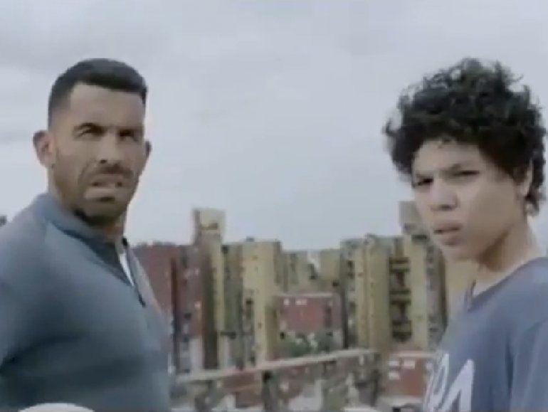 Impactante trailer adelanto de la serie de Carlos Tévez