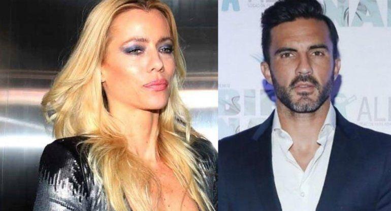 Fabián Cubero está rabioso con su ex, Nicole Neumann: los motivos