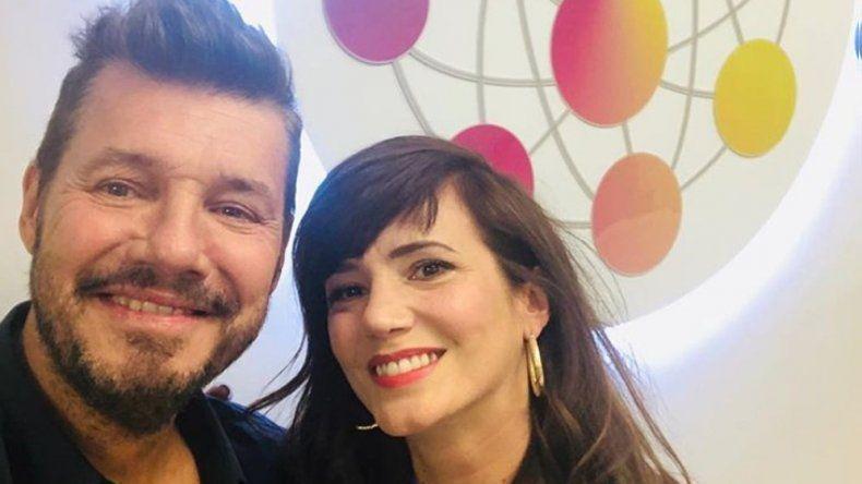 Confirmada por el propio Marcelo Tinelli, Griselda Siciliani ya se prepara para el super Bailando