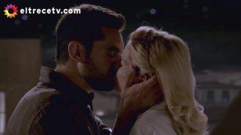 El momento más esperado: el primer beso de Raquel y Aldo en Argentina