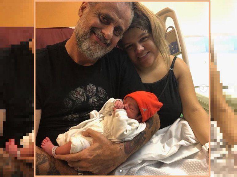 La emotiva carta de Jorge Rial a su hija Morena, tras el nacimiento de su nieto: Ya no somos tres contra el mundo, somos muchos más