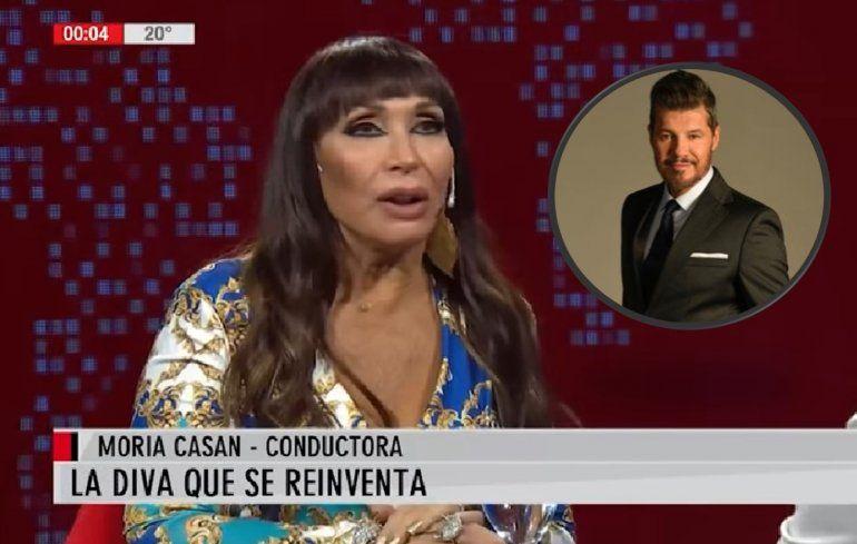 Moria, letal: A Tinelli no lo votaría porque no le creo