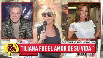 Apareció Yanina Zilly y aseguró: Iliana fue el amor de la vida de Emilio Disi