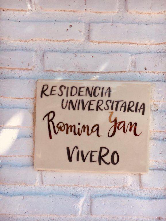 Se abrieron las puertas de la Residencia Universitaria Romina Yan - ViveRo en Corrientes