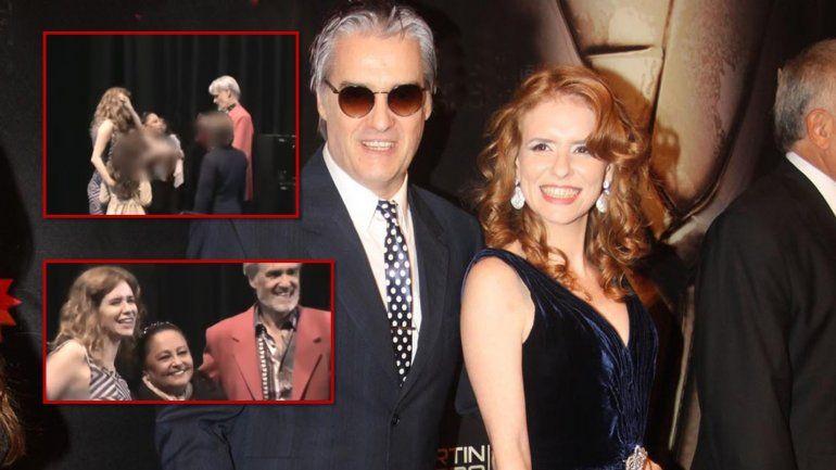 El reencuentro de Roberto Pettinato con su ex, Karina El Azem: ¿Volvió el amor?
