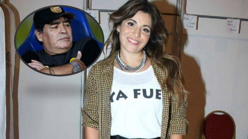 Gianinna Maradona respondió con furia a su padre y defendió a Dalma: Recibí puñaladas y desprecio
