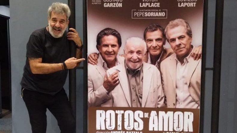 Miguel Ángel Rodríguez se incorpora a Rotos de Amor