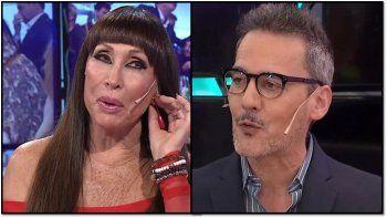 Moria Casán contó una insólita anécdota del despertar sexual de Daniel Malnatti