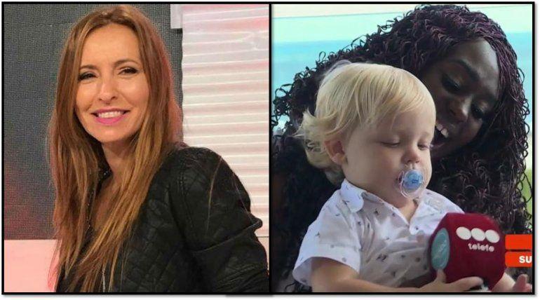 Analía Franchin contra la nota de la mujer que llevó en su vientre a Mirko: Me pareció tremendo, fue muy fuerte, para mal