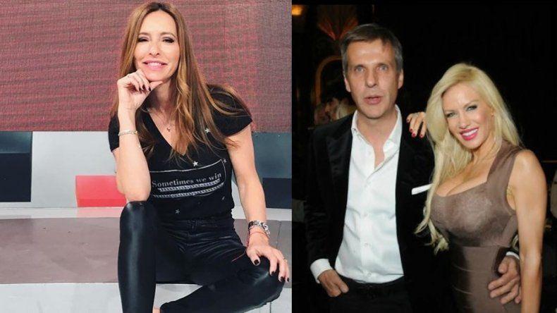 Nuevo round entre Franchín y Salazar: ahora reviven la supuesta paternidad de Redrado sobre Matilda