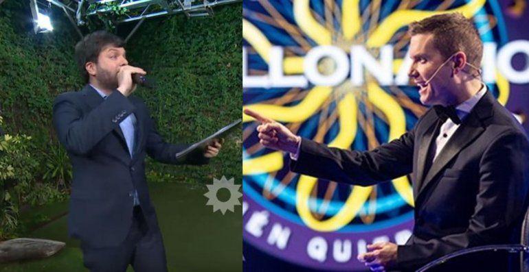 ¿Cómo fue la competencia del segundo día entre Santiago del Moro y Guido Kaczka?