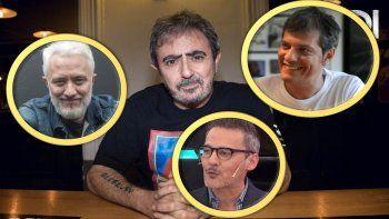 De la Puente habló de la interna de los ex CQC: Arman un circo mediático