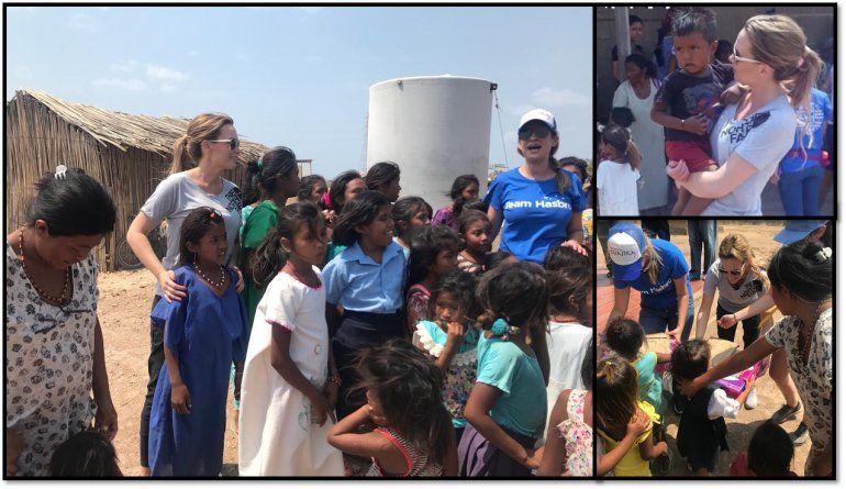 Natalia Denegri produjo un conmovedor documental sobre la vida en la Guajira
