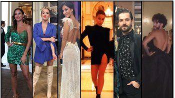 los looks de la foto del super bailando 2019: los mejores y peores vestidos
