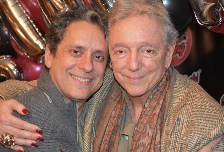 Noche de emoción para Pepe Cibrián y Juan Rodó: Se presentó Drácula en versión de Sing Along