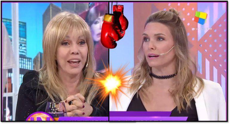 Tremenda discusión entre Nora Cárpena y Sofía Zamolo en Incorrectas: Yo te contesto todo lo que quiero