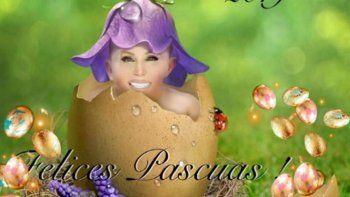 El polémico saludo de Pascua de Susana Giménez: la mataron en las redes