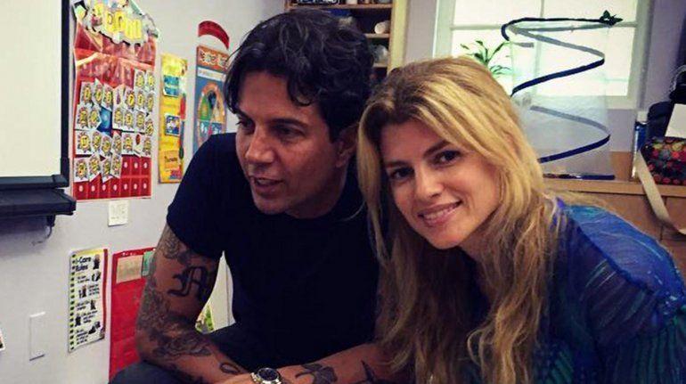 Tras 12 años de pareja se separó Daniela Urzi y Pablo Cosentino, vinculado a Nicole Neumann