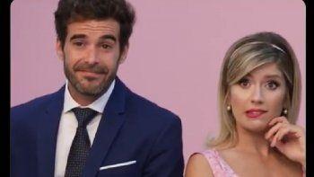 Laurita Fernández y Nico Cabré se muestran juntos en el video promo de la obra de teatro