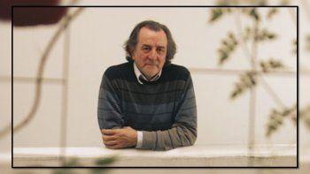 Falleció el actor Lorenzo Quinteros quien se destacó en cantidad de obras de teatro y películas como Hombre mirando al sudeste