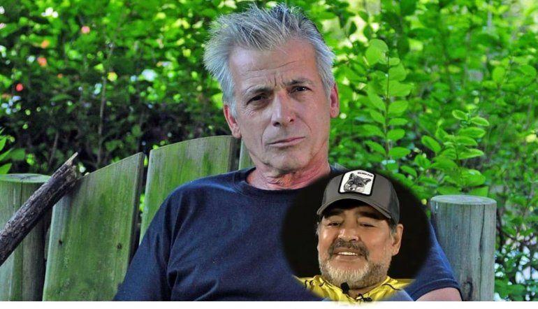 En medio de la suspensión por la serie de Maradona, Gerardo Romano adelanta que habrá una segunda temporada