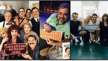 Gustavo Yankelevich festejó el éxito de Cabaret
