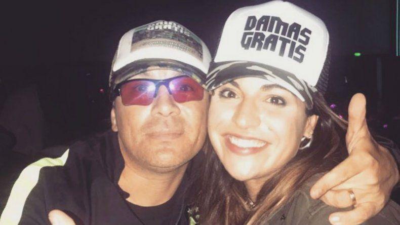 ¿Qué pasa entre Gianinna Maradona y Pablo Lescano?