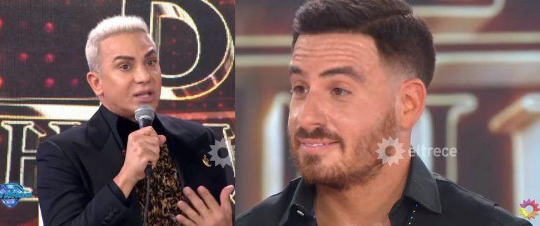 Polémico comentario de Flavio Mendoza a Fede Bal: Creo que el problema es el caballero, tiene 10 kilos arriba