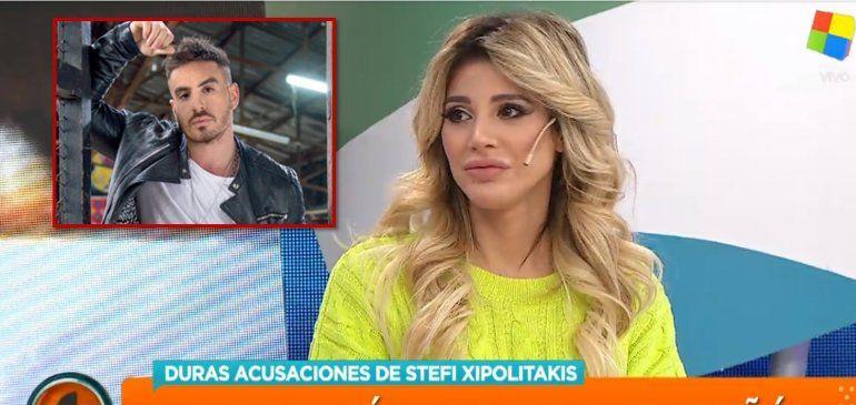 Stefy Xipolitakis y una dura denuncia sobre Fede Bal: Él fue violento, viví sacudones y zamarreos