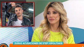 Stefy Xipolitakis y una dura denuncia sobre Fede Bal: Él fue violento