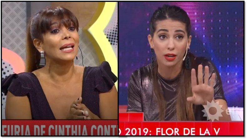 Ximena Capristo dijo que Cinthia Fernández critica a Flor de la Ve porque quería ir al Bailando y no la llamaron