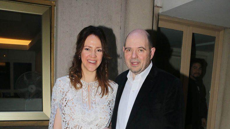 Carlos Rottemberg se convirtió nuevamente en padre, nació Matilda