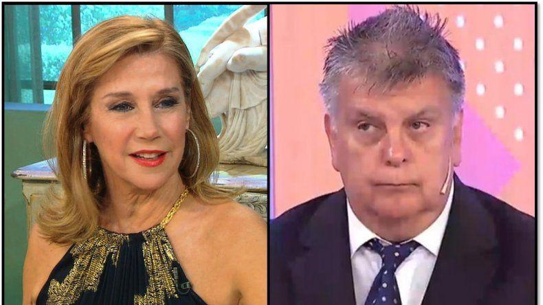 Marcela Tinayre se refirió a los dichos de Luis Ventura: Es una infamia, es asqueroso decir eso
