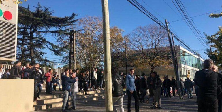 Urgente: amenaza de bomba en Telefe
