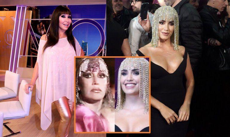 Moria Casán cruzó a Lali Espósito por el look de la cantante: Ojo que los cascos no aplasten neuronas