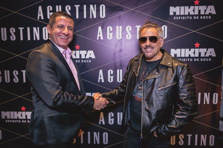Alejandro Lerner lanzó su marca de ropa  Mikita, espíritu de rock