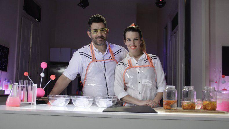 La nena de la publicidad de la mayonesa de los años 90 se convirtió en conductora de tv de un programa nominado al Martín Fierro: ¿Quién es y qué hace?