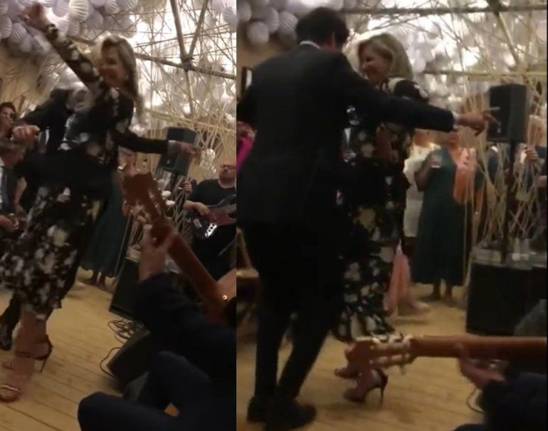 Escándalo en Holanda con la reina Máxima: prohíben un video donde se la ve bailando flamenco