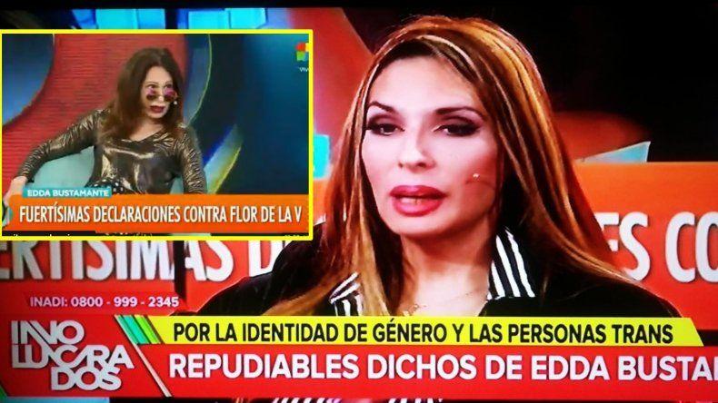 Mariana A habló sobre las declaraciones de Edda Bustamante: Ella defiende mucho su cotorra