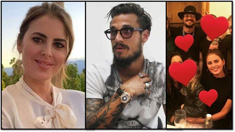 Confirman que Silvina Luna y Daniel Osvaldo estuvieron juntos en Italia y pudo haber un reencuentro en Buenos Aires