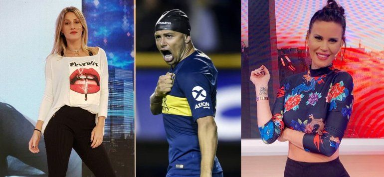 Mica Viciconte se metió en la pelea contra el jugador de Vélez, Mauro Zárate, marido de su compañera de Incorrectas, Natalie Weber