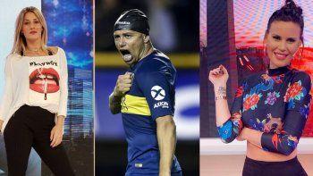 Mica Viciconte se metió en la pelea contra el jugador de Vélez