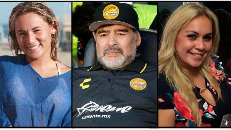 Rocío Oliva se refirió a la versión de que Verónica Ojeda quiere tener otro hijo con Maradona: Si es así